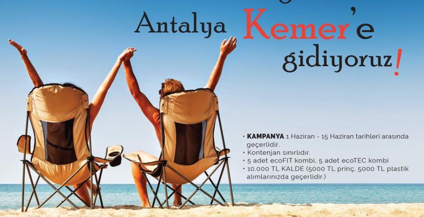 Antalya Gezisi